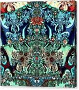 Shogun Regalia Acrylic Print