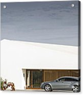 Shooting Brake Acrylic Print