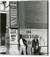 Shop Memphis Tennessee  Acrylic Print