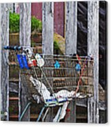 Shopping Cart Acrylic Print