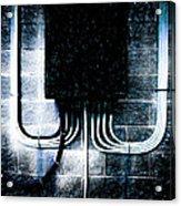 Short Circuit Acrylic Print