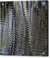 Short Wave Acrylic Print