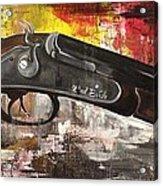 Shot Gun  Acrylic Print