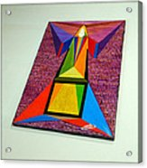 Shot Shift - Liberte 2 Acrylic Print