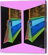 Shots Shifted - Hermite 7 Acrylic Print