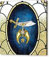 Shrine  Acrylic Print