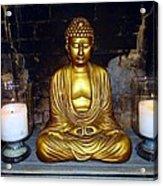 Shrine Of Peace Acrylic Print