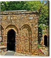 Shrine To Mary-meryem Ana Evi-turkey Acrylic Print
