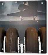 Shuttle Tires Acrylic Print