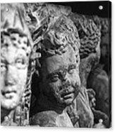 Sidamara Sarcophagus Acrylic Print by Taylan Apukovska