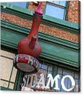 Sidamo Coffee House Acrylic Print