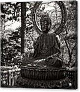 Siddhartha Gautama Buddha Acrylic Print
