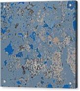 Sidewalk Abstract-17 Acrylic Print