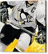 Sidney Crosby Artwork Acrylic Print