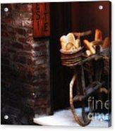Siena Bakery Acrylic Print