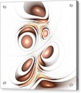 Sienna Creation Acrylic Print