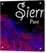 Sierra - Pure Acrylic Print