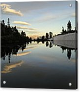 Sierra Reflection II Acrylic Print