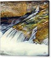 Sierra Snow Melt Acrylic Print