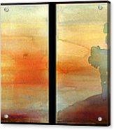 Siesta Key Acrylic Print