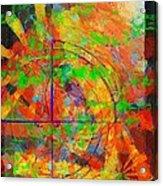 Sight Lines Acrylic Print