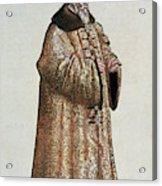Sigismund Von Herberstein (1479-1533) Acrylic Print