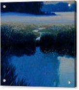 Silence Acrylic Print