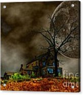 Silent Hill 2 Acrylic Print by Dan Stone