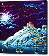 Silent Night 9 Acrylic Print