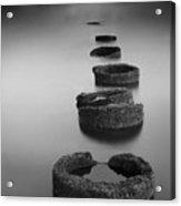 Silent Rings Acrylic Print