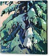 Silent Season Acrylic Print by Kris Parins