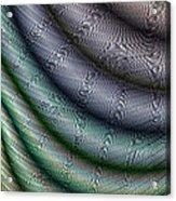 Silk Fabric Acrylic Print