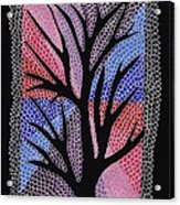 Silver Maple Acrylic Print