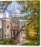 Silver State Autumn Acrylic Print