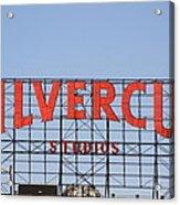 Silvercup Acrylic Print