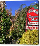 Silverman's Country Farm Acrylic Print