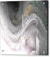 Silvershear Acrylic Print