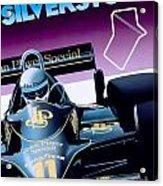 Silverstone Acrylic Print