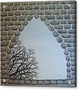 Silverstonecastle2 Acrylic Print