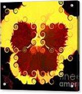 Simona Acrylic Print