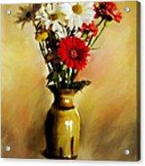 Simple Bouquet Acrylic Print