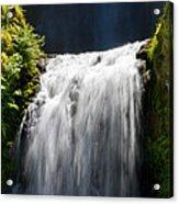 Simple Falls Acrylic Print