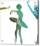 Simply Dancing 3 Acrylic Print