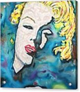 Simply Monroe Acrylic Print