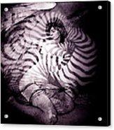 Simulacrum -3.4 Acrylic Print