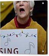 Sing Sing Acrylic Print