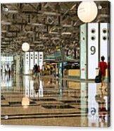 Singapore Changi Airport 03 Acrylic Print
