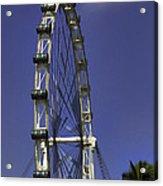 Singapore Flyer Acrylic Print
