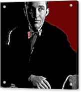 Singer And Actor Bing Crosby Circa 1934-2014 Acrylic Print