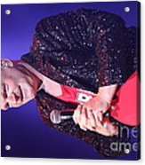 Singer Andy  Bell Acrylic Print